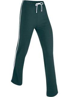Спортивные брюки стретч (петролевый) Bonprix