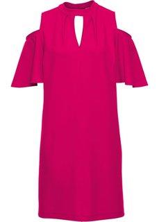 Платье с прорезями (лиловый) Bonprix