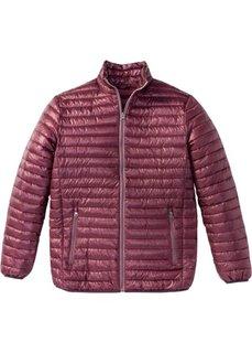 Легкая стеганая куртка Regular Fit (бордовый) Bonprix