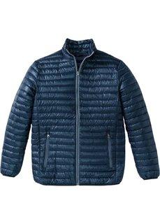 Легкая стеганая куртка Regular Fit (синий) Bonprix
