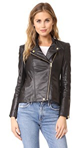 Beach Riot Riot Leather Jacket