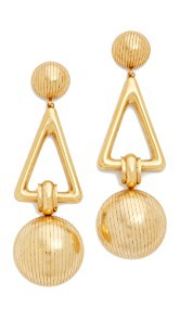 Elizabeth Cole Cynthia Earrings