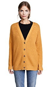 Jenni Kayne MR Rib V Neck Cardigan