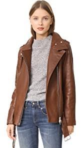 Mackage Selenia Leather Jacket