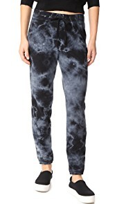 Pam & Gela Tea Stain Tie Dye Sweatpants