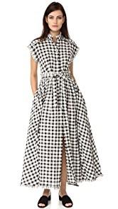 Rossella Jardini Short Sleeve Long Dress