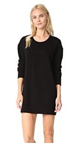 ThePerfext Oversized Cashmere Sweater Dress
