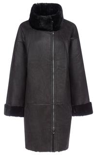 Пальто из овчины LE Monique