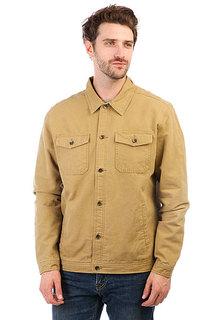 Куртка джинсовая Quiksilver Tradiejacket British Khaki