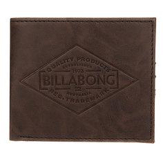 Кошелек Billabong Bronson Chocolate