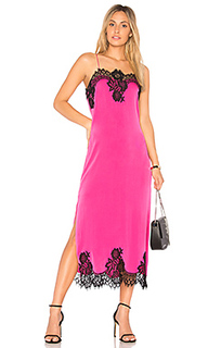 Платье-комбинация luna - Alice + Olivia