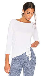Пуловер с рукавами 3/4 true stripes - Beyond Yoga