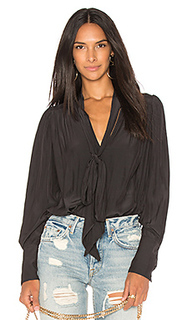 Блуза с завязкой на шее she bop - Calvin Rucker