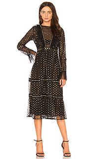 Платье миди juleen - Dodo Bar Or