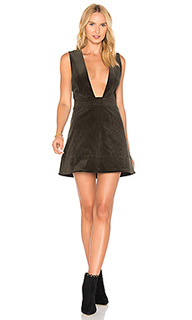 Платье с глубоким вырезом ridgewood - Ganni