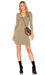 Обтягивающее платье uno - LA Made
