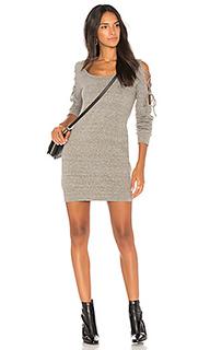 Платье с завязками на плечах - Lanston