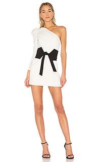 Мини-платье на одно плечо mal - Lovers + Friends