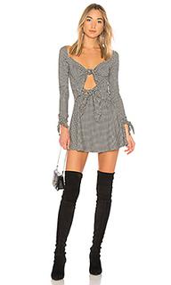 Платье с длинным рукавом - LPA
