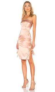 Платье миди abella - NBD