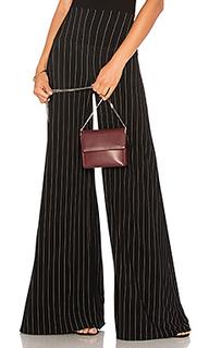 Тонкие брюки в полоску - Norma Kamali