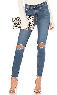 Узкие укороченные джинсы cult - Nobody Denim