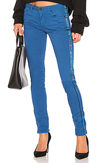 Узкие джинсы color strap - OFF-WHITE