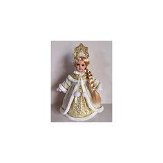 "Кукла декоративная ""Снегурочка Алечка"", на подставке Magic Time"