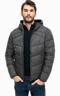 Короткая куртка серого цвета Jack & Jones