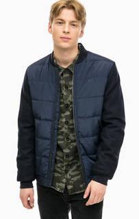 Утепленная куртка бомбер Tom Tailor