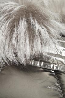 Пуховик с на капюшоне Gaillardia Moncler