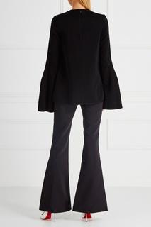 Однотонные брюки-клеш Activist Ellery