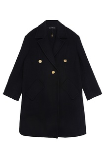 Шерстяное пальто Janice Ellery