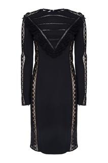 Платье с гипюром Stella Mc Cartney
