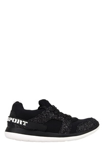 Блестящие кроссовки Philipp Plein