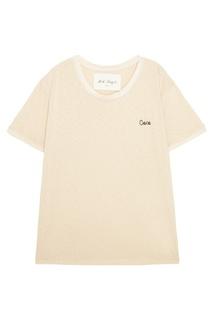 Хлопковая футболка Coco Nick Fouquet