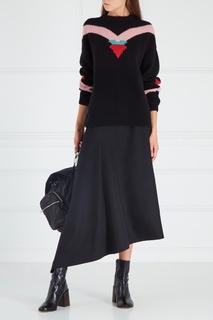 Однотонная юбка Vilshenko