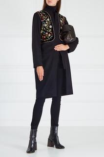 Шерстяное пальто Vilshenko