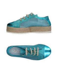 Обувь на шнурках 9 Heel