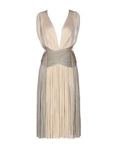 Платье длиной 3/4 Maria Lucia Hohan