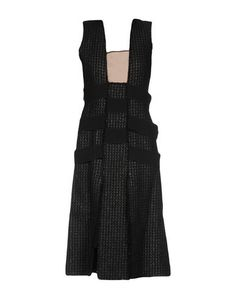 Платье длиной 3/4 Proenza Schouler