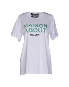 Футболка Maison About