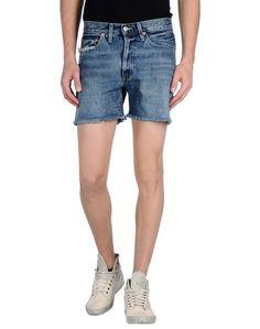 Джинсовые шорты Levis Vintage Clothing