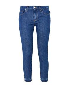 Джинсовые брюки-капри 8