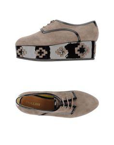Обувь на танкетке Pollini