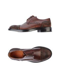 Обувь на шнурках Cerbero
