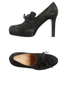 Обувь на шнурках Lella Baldi