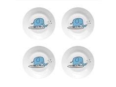 """Набор тарелок """"Слон Бубон"""" Сотвори чудо"""