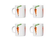"Набор кружек ""Морковка"" Сотвори чудо"