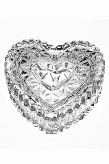 "Доза ""Сердце"", 6,5 см CRYSTAL BOHEMIA"